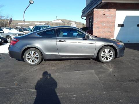 2009 Honda Accord for sale at AUTOWORKS OF OMAHA INC in Omaha NE