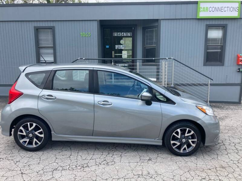 2015 Nissan Versa Note for sale at Car Connections in Kansas City MO