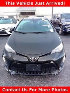 2019 Toyota Corolla for sale at BEAMAN TOYOTA in Nashville TN
