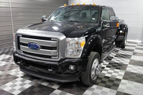 2016 Ford F-450 Super Duty for sale at TRUST AUTO in Sykesville MD
