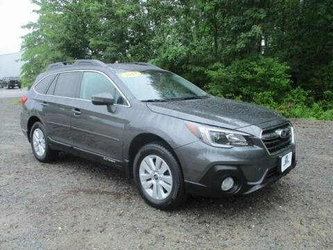 2019 Subaru Outback for sale at MC FARLAND FORD in Exeter NH