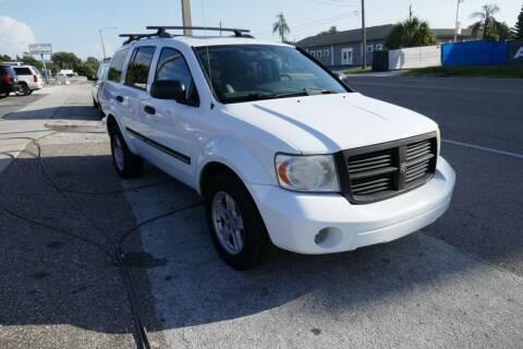 2008 Dodge Durango for sale at J Linn Motors in Clearwater FL