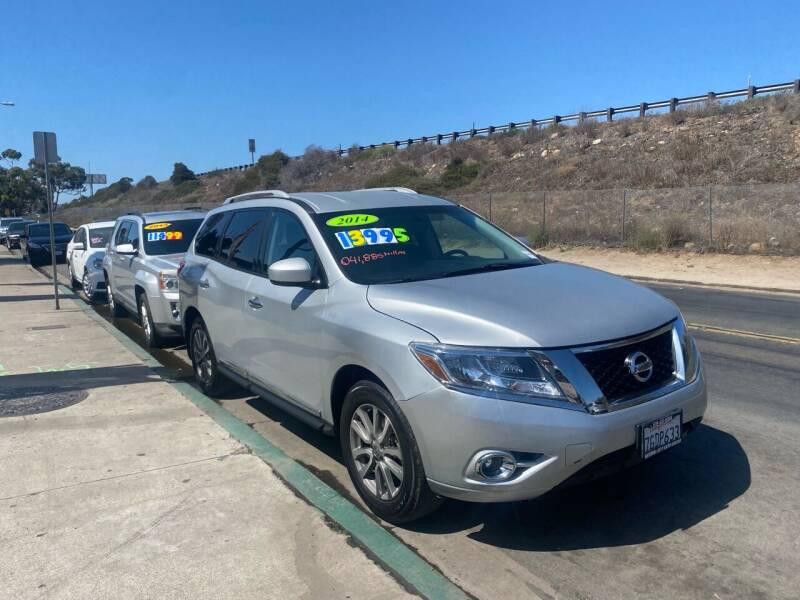 2014 Nissan Pathfinder for sale in San Ysidro, CA