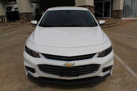 2018 Chevrolet Malibu for sale at Xtreme Lil Boyz Toyz in Greenville SC