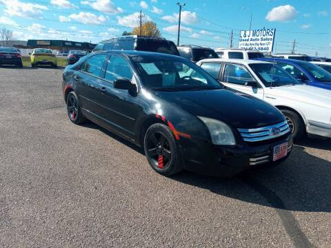2009 Ford Fusion for sale at L & J Motors in Mandan ND