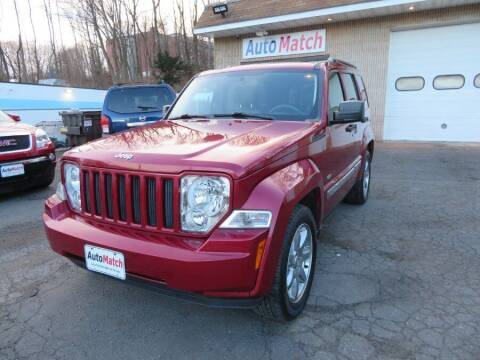 2012 Jeep Liberty for sale at Auto Match in Waterbury CT