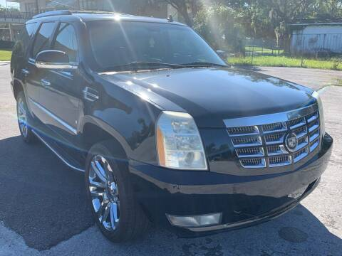 2007 Cadillac Escalade for sale at Consumer Auto Credit in Tampa FL