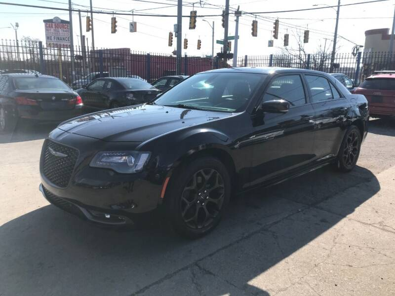 2016 Chrysler 300 for sale at SKYLINE AUTO in Detroit MI