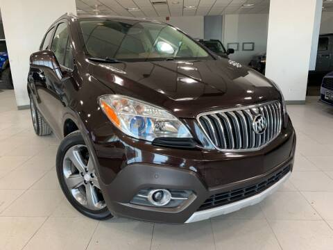2013 Buick Encore for sale at Auto Mall of Springfield in Springfield IL