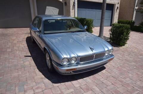 1996 Jaguar XJ-Series for sale at Sunshine Classics, LLC in Boca Raton FL