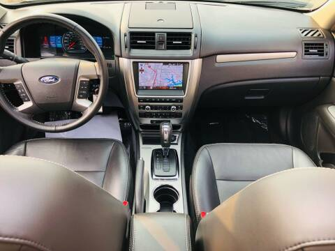 2011 Ford Fusion Hybrid for sale at Trimax Auto Group in Norfolk VA