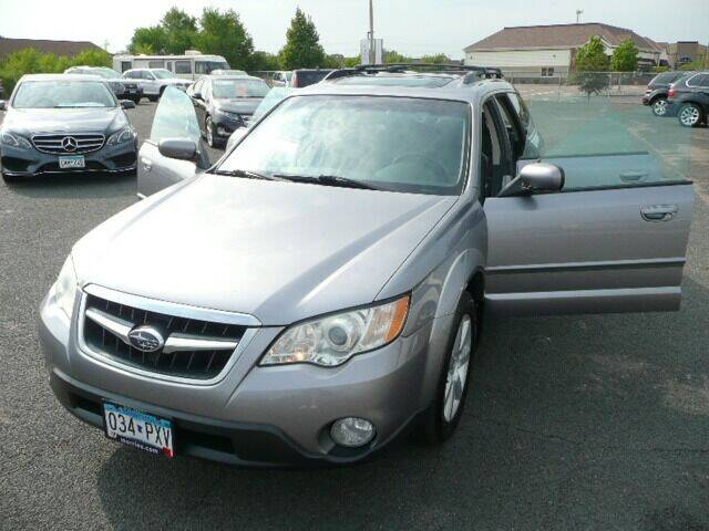 2008 Subaru Outback for sale at Prospect Auto Sales in Osseo MN