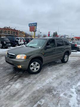 2002 Mazda Tribute for sale at Big Bills in Milwaukee WI