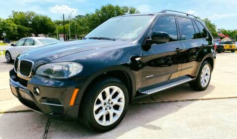 2011 BMW X5 for sale at Testarossa Motors Inc. in League City TX