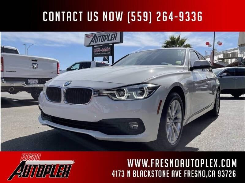 2018 BMW 3 Series for sale at Carros Usados Fresno in Fresno CA