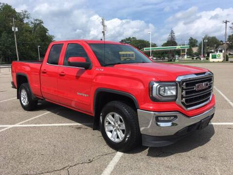 2016 GMC Sierra 1500 for sale at Borderline Auto Sales in Loveland OH