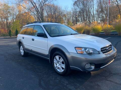 2005 Subaru Outback for sale at Volpe Preowned in North Branford CT