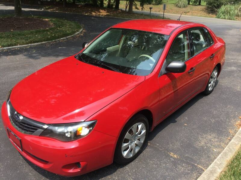 2008 Subaru Impreza for sale at Bowie Motor Co in Bowie MD