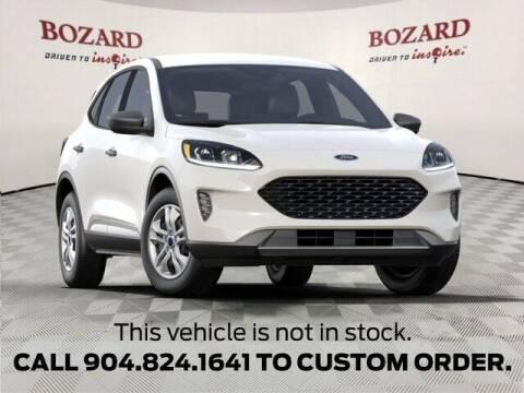 2021 Ford Escape for sale at BOZARD FORD in Saint Augustine FL