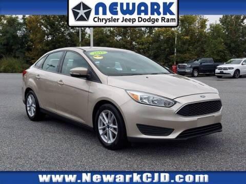 2017 Ford Focus for sale at NEWARK CHRYSLER JEEP DODGE in Newark DE
