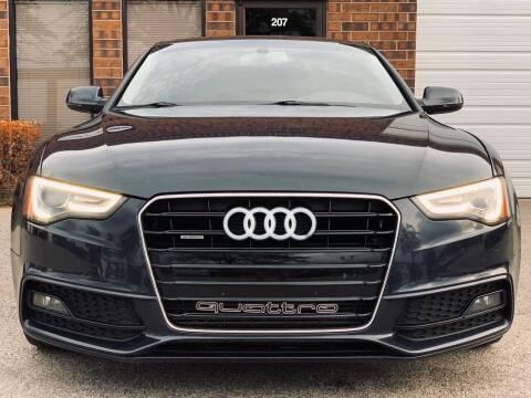 2014 Audi A5 for sale at Supreme Carriage in Wauconda IL