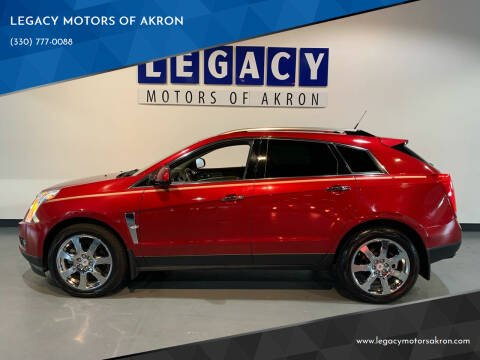 2011 Cadillac SRX for sale at LEGACY MOTORS OF AKRON in Akron OH