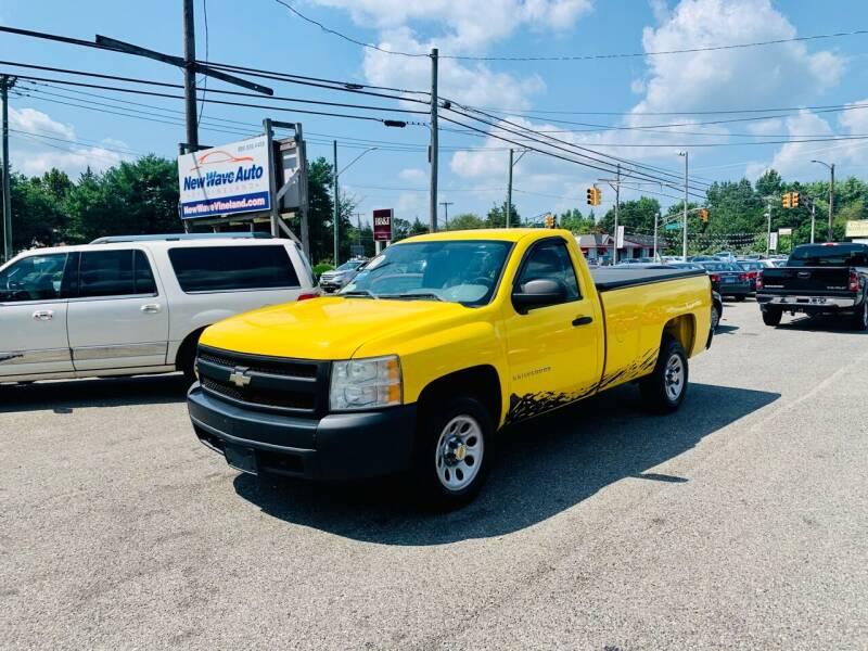 2007 Chevrolet Silverado 1500 for sale at New Wave Auto of Vineland in Vineland NJ