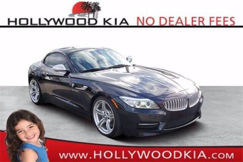 2015 BMW Z4 for sale at JumboAutoGroup.com in Hollywood FL