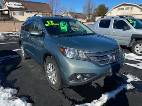 2012 Honda CR-V for sale at Choice Motors of Salt Lake City in West Valley  City UT