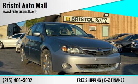 2010 Subaru Impreza for sale at Bristol Auto Mall in Levittown PA
