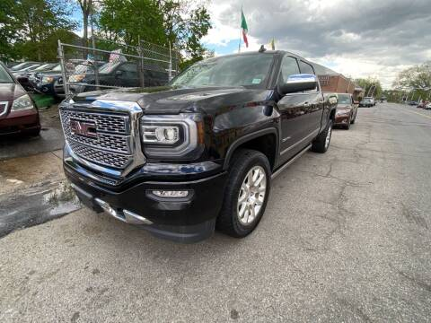 2018 GMC Sierra 1500 for sale at White River Auto Sales in New Rochelle NY