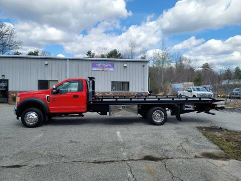 2017 Ford F-550 Super Duty for sale at GRS Auto Sales and GRS Recovery in Hampstead NH