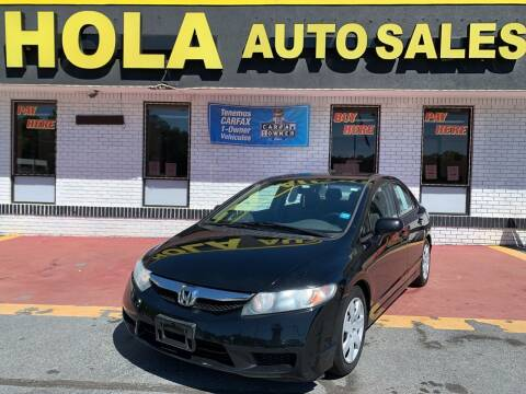 2011 Honda Civic for sale at HOLA AUTO SALES CHAMBLEE- BUY HERE PAY HERE - in Atlanta GA