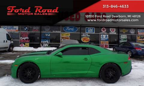 2015 Chevrolet Camaro for sale at Ford Road Motor Sales in Dearborn MI