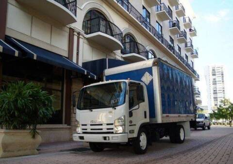 2012 Isuzu NQR for sale at Transportation Marketplace in West Palm Beach FL
