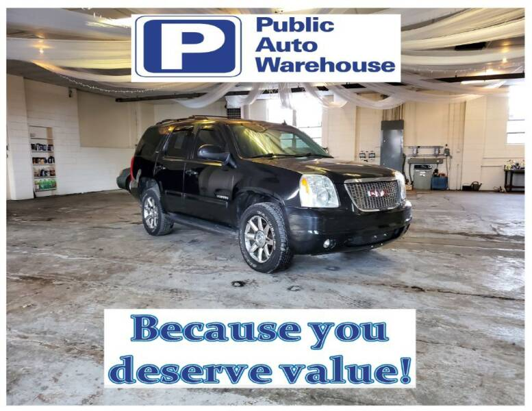 2011 GMC Yukon for sale at Public Auto Warehouse in Pekin IL