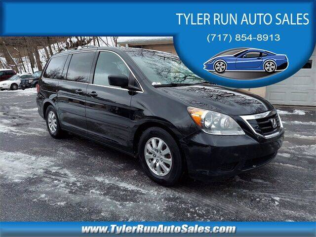 2010 Honda Odyssey for sale at Tyler Run Auto Sales in York PA