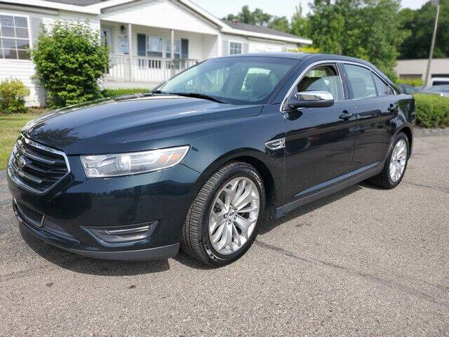 2015 Ford Taurus for sale at Paramount Motors in Taylor MI