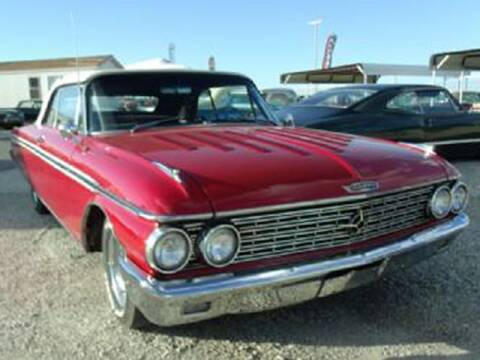 1962 Ford Galaxie for sale at Collector Car Channel - Desert Gardens Mobile Homes in Quartzsite AZ