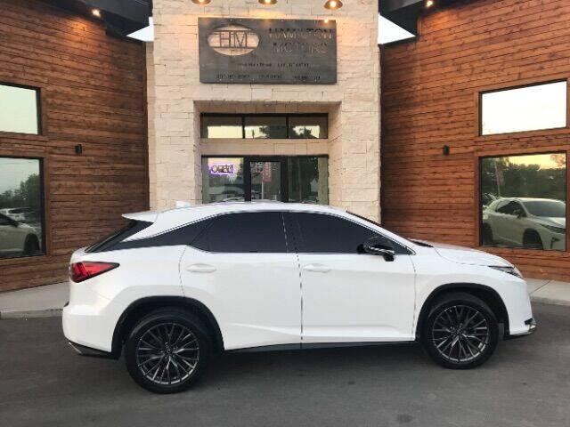 2017 Lexus RX 350 for sale at Hamilton Motors in Lehi UT