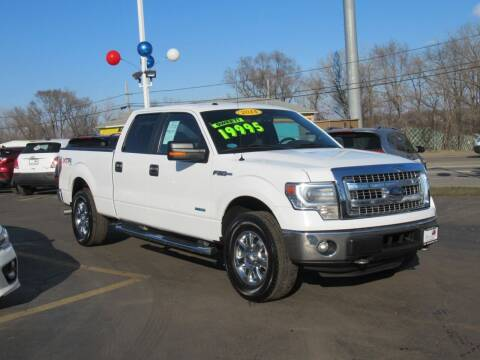 2014 Ford F-150 for sale at Auto Land Inc in Crest Hill IL
