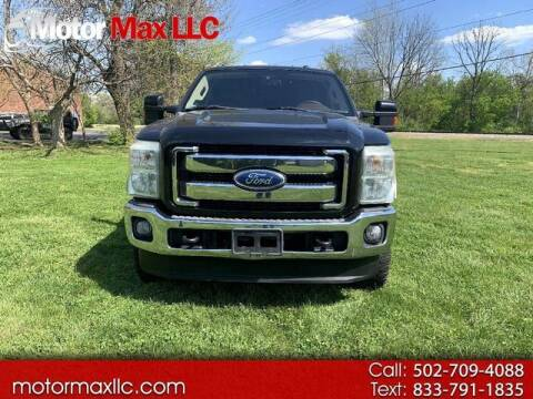 2011 Ford F-250 Super Duty for sale at Motor Max Llc in Louisville KY