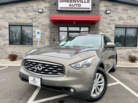 2009 Infiniti FX35 for sale at GREENVILLE AUTO in Greenville WI