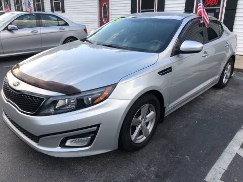 2015 Kia Optima for sale at NextGen Motors Inc in Mt. Juliet TN