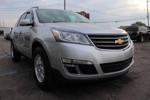 2014 Chevrolet Traverse for sale at B & B Car Co Inc. in Clinton Township MI