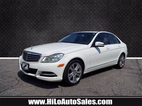 2013 Mercedes-Benz C-Class for sale at BuyFromAndy.com at Hi Lo Auto Sales in Frederick MD