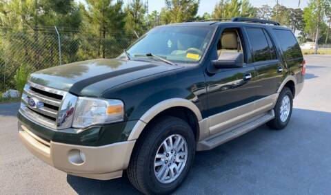 2013 Ford Expedition for sale at DON BAILEY AUTO SALES in Phenix City AL