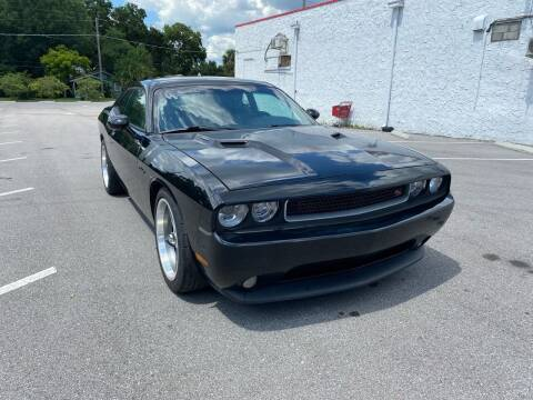 2012 Dodge Challenger for sale at LUXURY AUTO MALL in Tampa FL