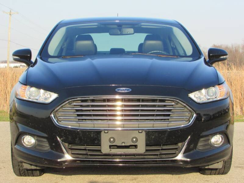 2016 Ford Fusion AWD SE 4dr Sedan - Delaware OH