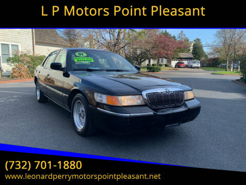 2001 Mercury Grand Marquis for sale at L P Motors Point Pleasant in Point Pleasant NJ